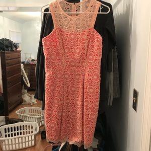 NWT Jessica Simpson Lace Sheath Dress 6